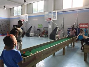 carpetball game